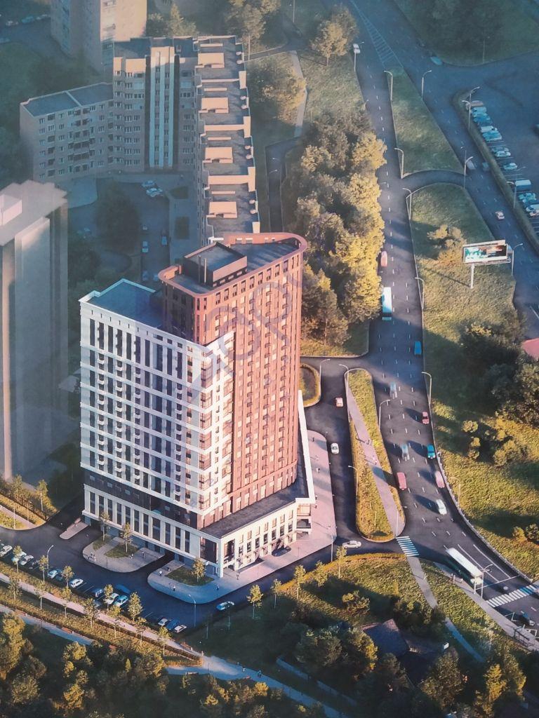 Продажа 2-комнатной новостройки, Нижний Новгород, Родионова ул