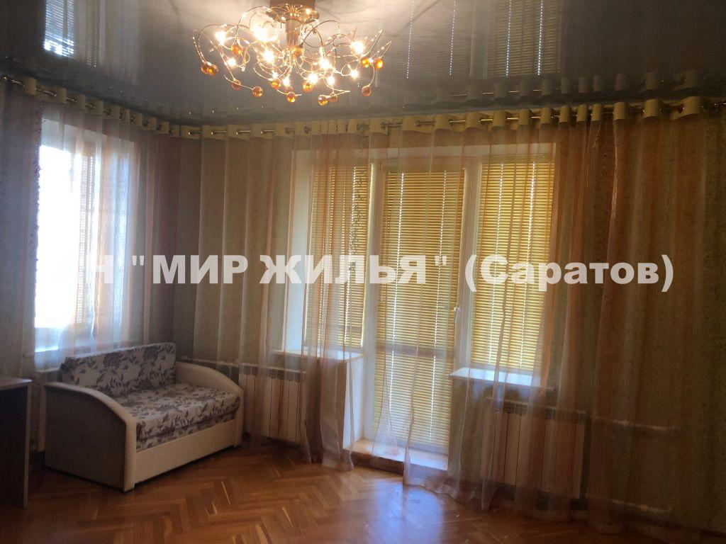 Продажа 3-комнатной квартиры, Саратов, Валовая ул,  15