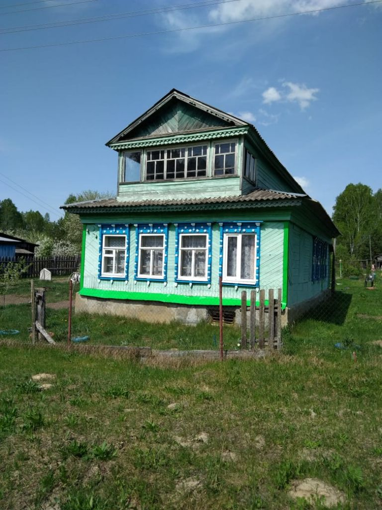 Продажа дома, 52м <sup>2</sup>, 20 сот., Юсупово