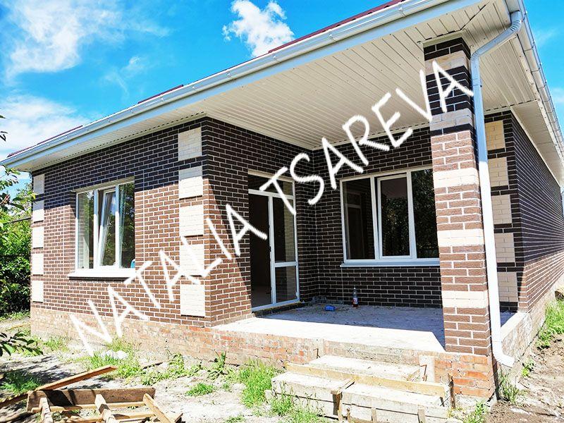 Продажа дома, 98м <sup>2</sup>, 4 сот., Ростов-на-Дону, Майи Пегливановой