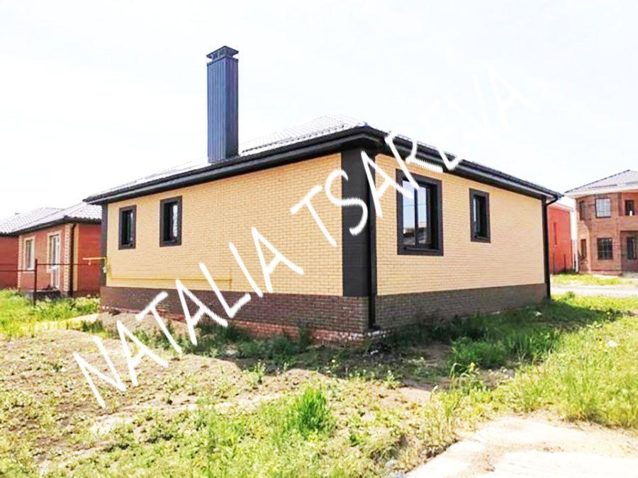 Продажа дома, 98м <sup>2</sup>, 4 сот., Ростов-на-Дону, Центральная