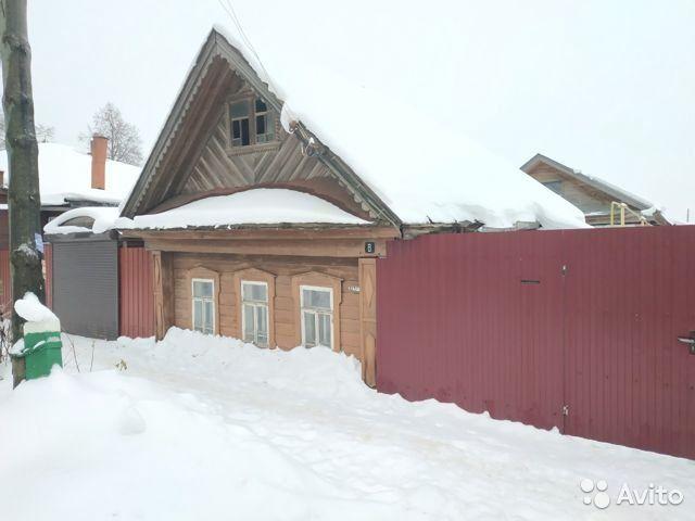 Продажа дома, 65м <sup>2</sup>, 6 сот., Арзамас, Горького ул