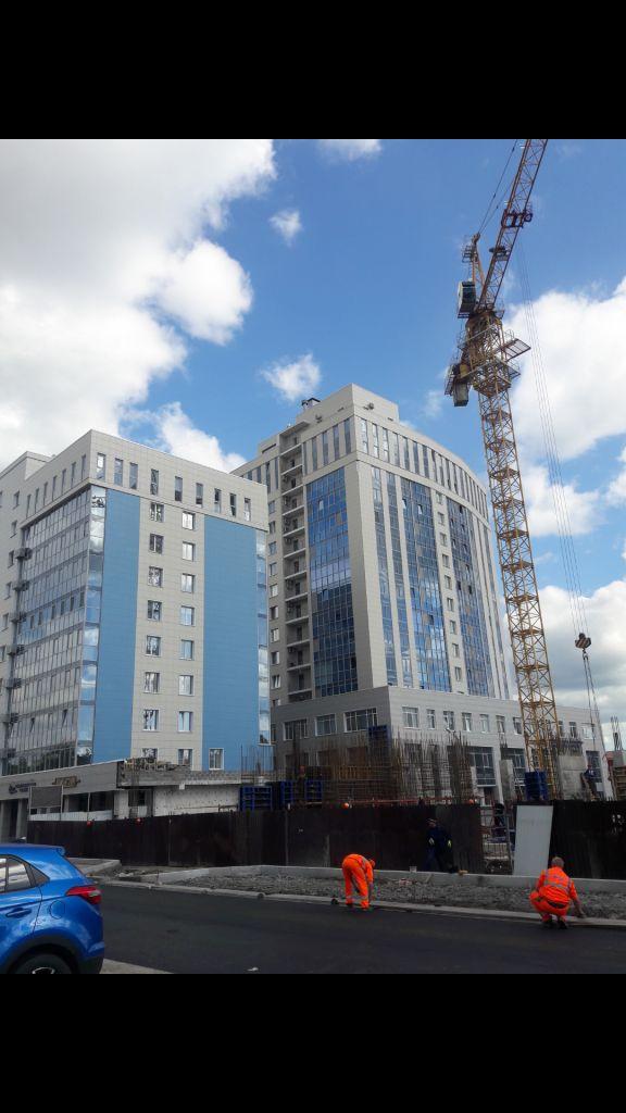 Продажа 3-комнатной новостройки, Белгород, Николая Островского ул,  29