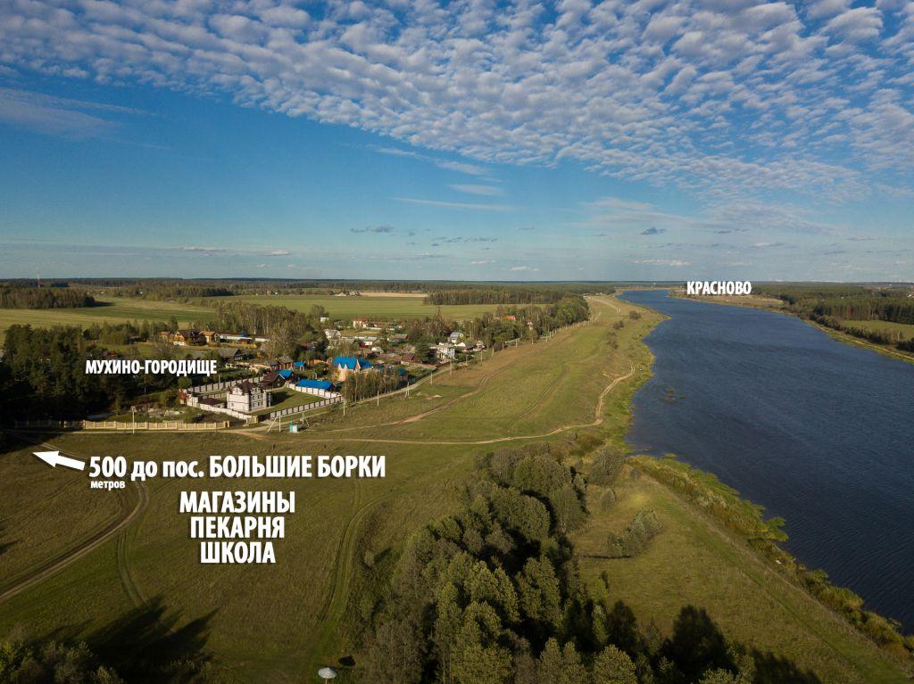 Продажа участка, Мухино-Городище