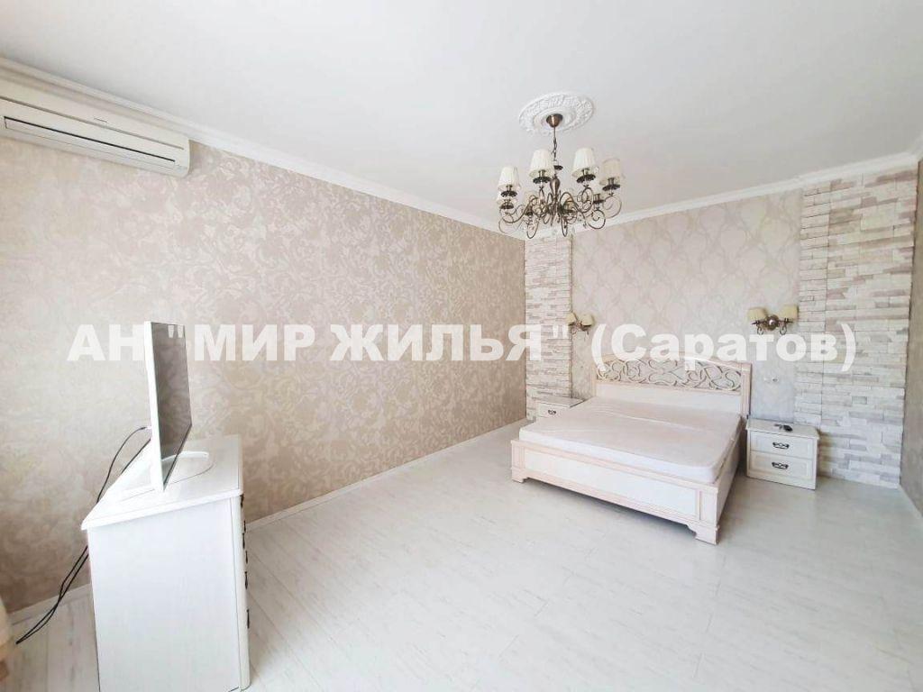 Аренда 1-комнатной квартиры, Саратов, Некрасова ул,  43А