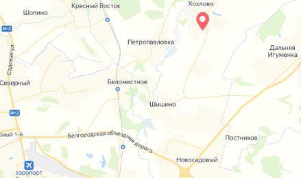 Продажа участка, Хохлово, Вишнёвая,  13