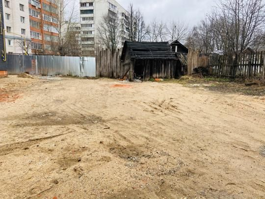 Продажа участка, Иваново, Рыбинская ул,  39