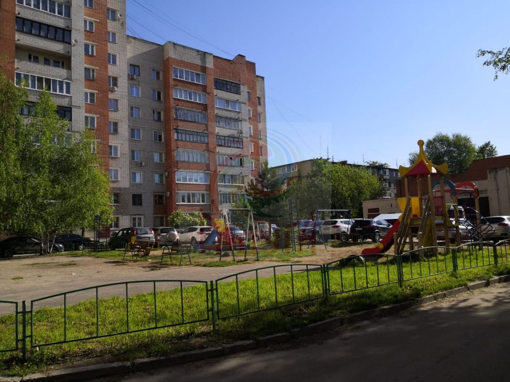 Продажа 3-комнатной квартиры, Иваново, Суворова ул,  38