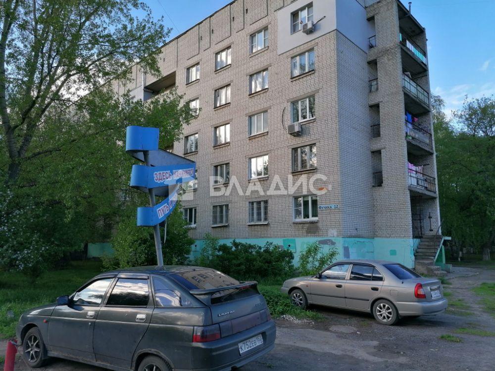 Продажа комнаты, Нижний Новгород, Юлиуса Фучика ул,  12