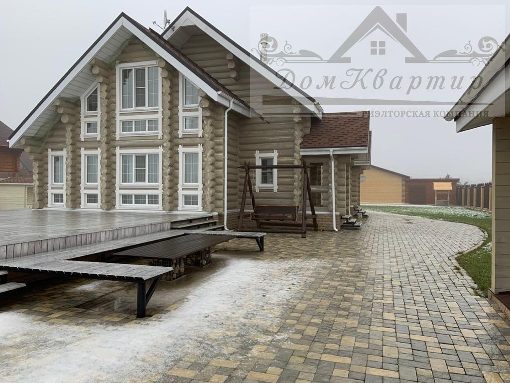 Продажа дома, 183м <sup>2</sup>, 20 сот., Кулемесово, Окольная,  1