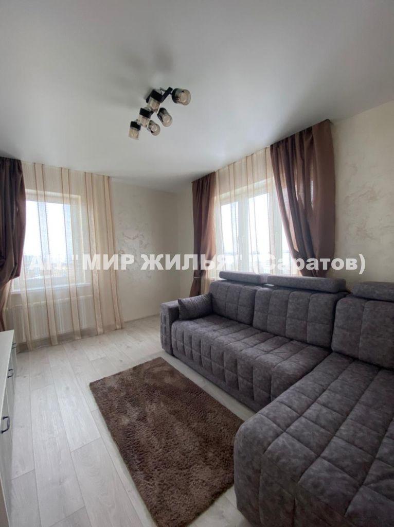 Аренда 2-комнатной квартиры, Саратов, Симбирцева ул,  44