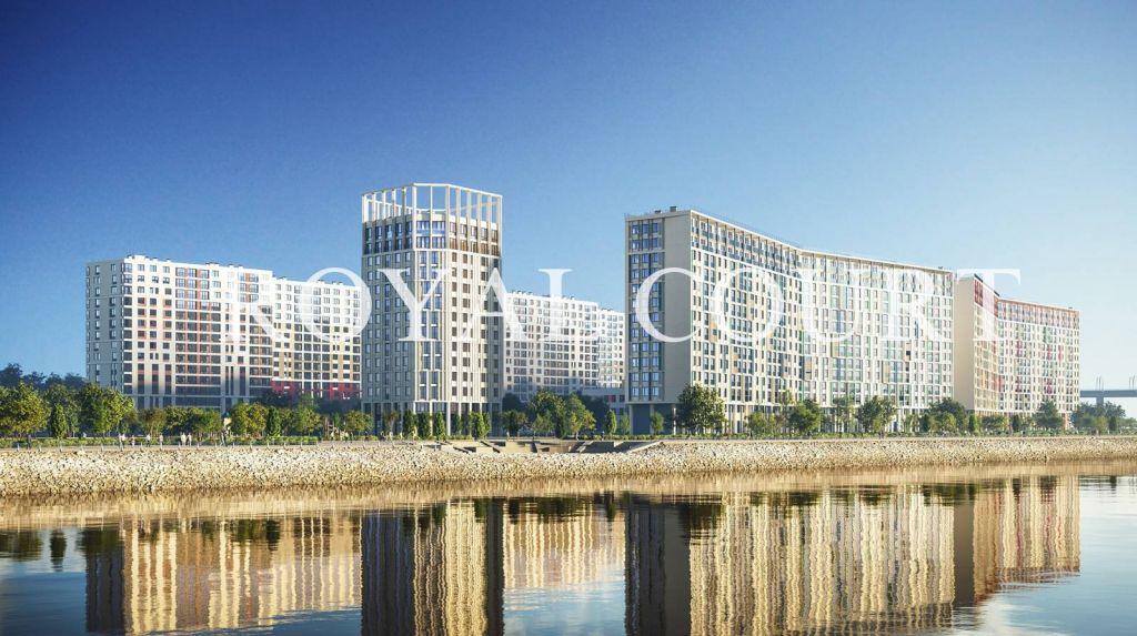 Продажа 3-комнатной новостройки, Санкт-Петербург, Головнина б-р,  13к5