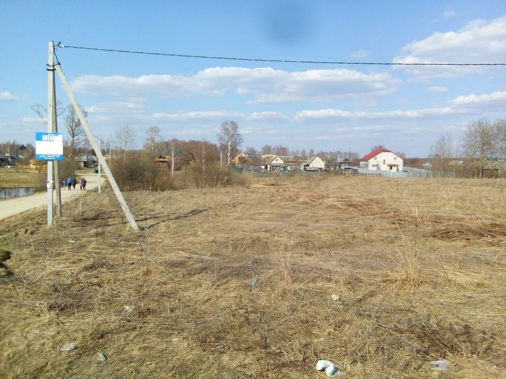 Продажа участка, Крутово