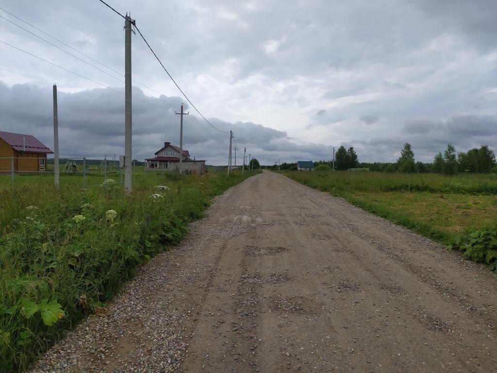 Продажа участка, Иванцево, Еловая