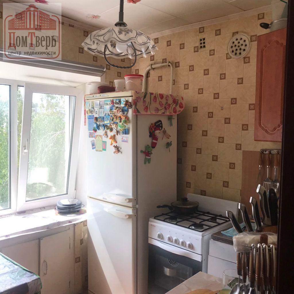Продажа 3-комнатной квартиры, Тверь, Ипподромная ул,  2А
