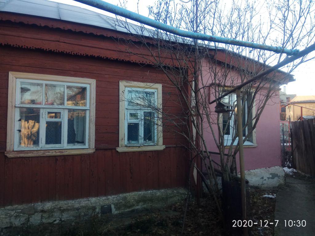 Владимир, Красная ул, 118г, часть дома на продажу