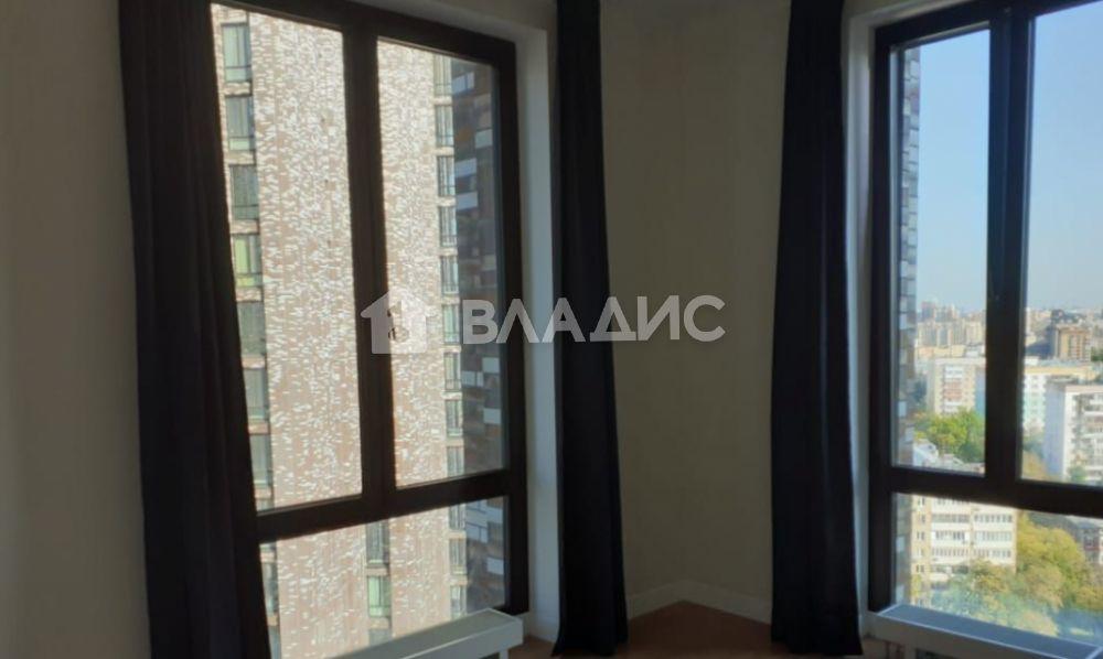 Аренда 3-комнатной квартиры, Москва, Ходынская ул,  2