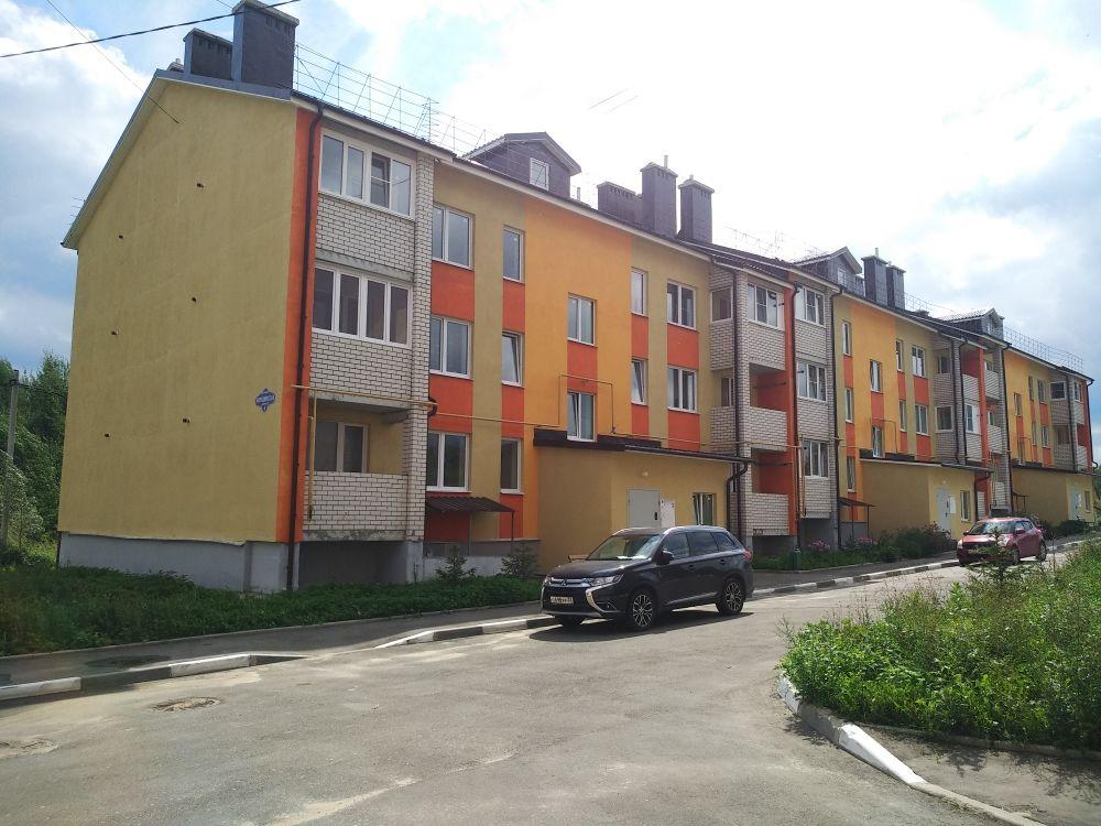 Владимир, Бородинская ул, 4к14, 1-к. квартира на продажу