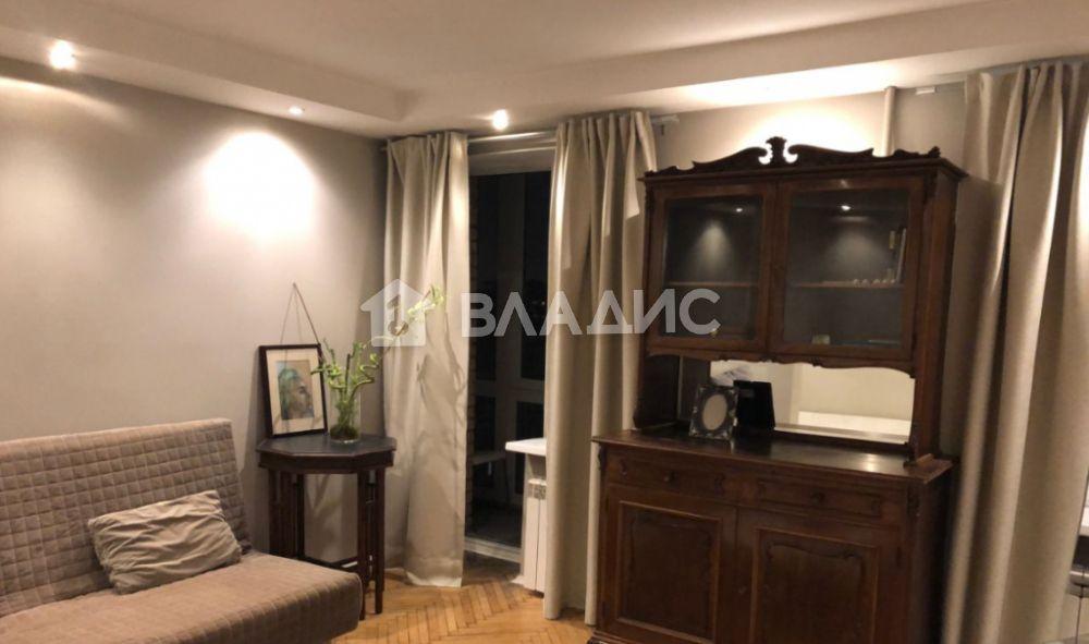 Аренда 1-комнатной квартиры, Москва, Чаянова ул,  12