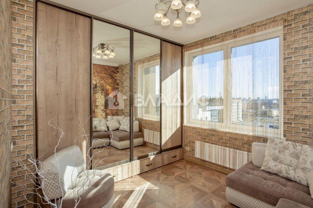 Аренда 3-комнатной квартиры, Москва, 2-я самаринская улица,  4