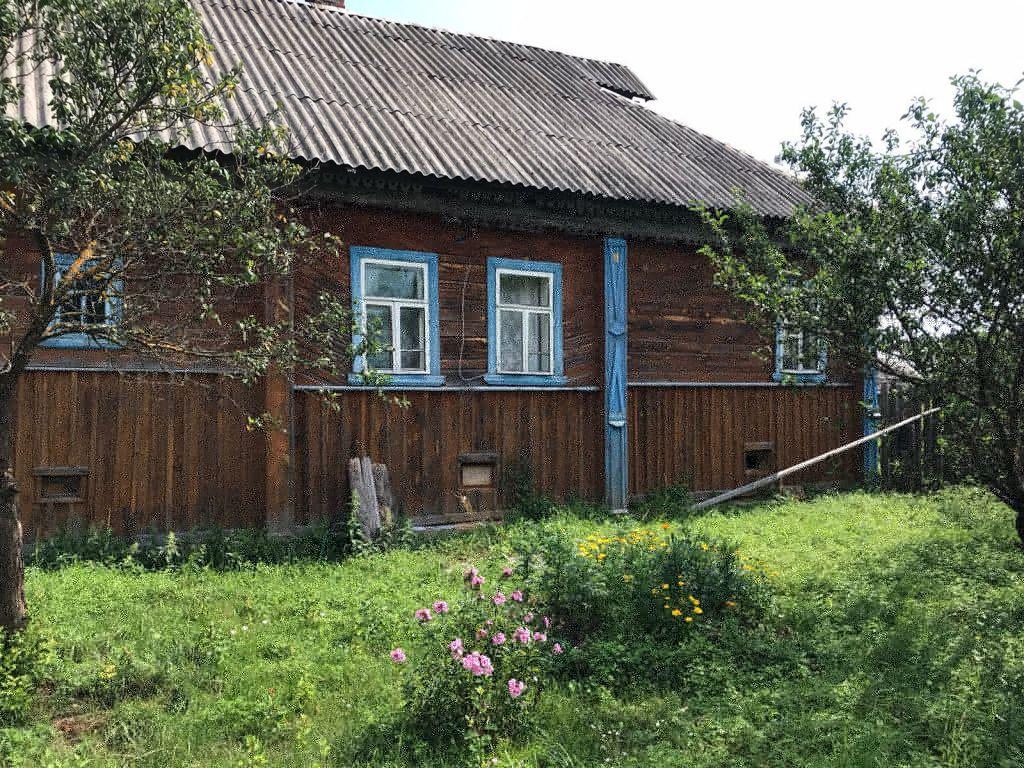 Андреево п, Лесозаводская, дом деревянный с участком 14.00 сотка на продажу