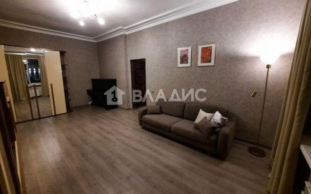 Аренда 1-комнатной квартиры, Москва, Садовая-Каретная ул,  4-6С1