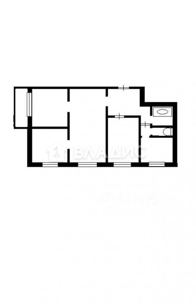 Продажа 4-комнатной квартиры, Москва, Бирюлевская ул,  5к1