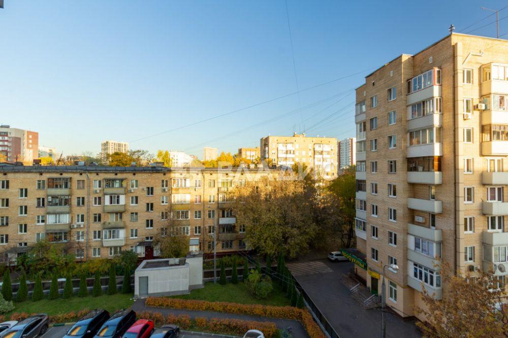 Аренда 3-комнатной квартиры, Москва, Можайское ш,  22к1